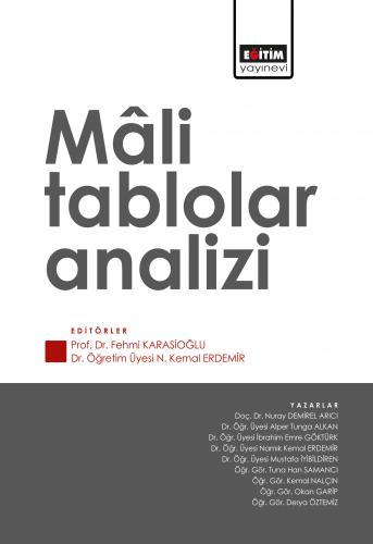 Mâli Tablolar Analizi